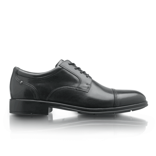 Alpenhorn Men's Dress Shoes in Black